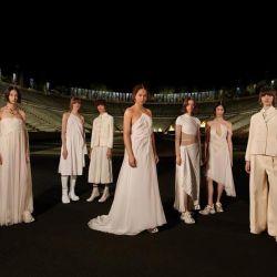 Dior presentó su colección inspirados en las diosas griegas