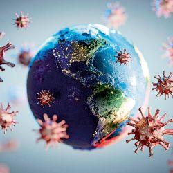 La variante Delta del coronavirus SARS-CoV-2 será la dominante en todo el mundo en muy poco tiempo. | Foto:Dreamstime.