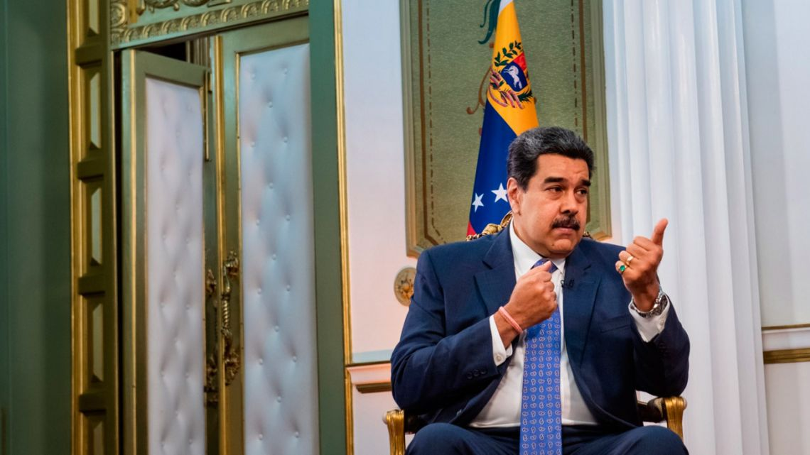 Although Maduro is seeking better relations with Washington, he has built close ties with Russia, Iran and China.
