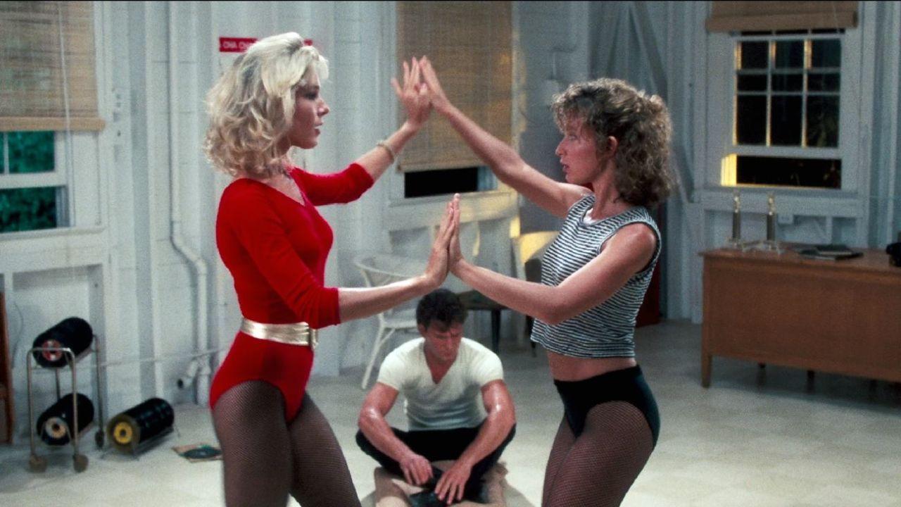 Dirty Dancing tenía un discurso revolucionario para la época.    Foto:CEDOC