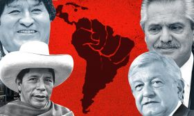 Central America and the middle ground.