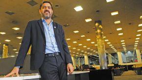 Carlos Bianco, en la entrevista con Jorge Fontevecchia.