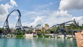 Nueva montaña rusa de Jurassic World en Universal Orlando