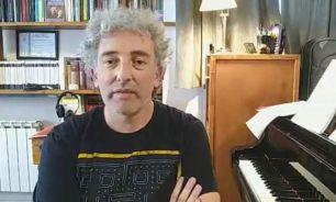 Ignacio Montoya Carlotto, pianista y compositor.