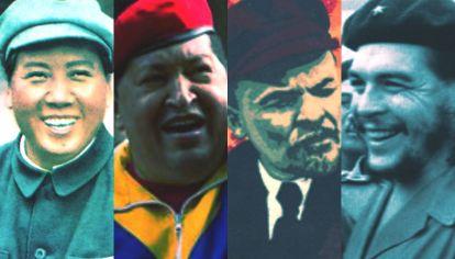 Argenchinos de Argenzuela, portadores asintomáticos de Lenin y el Che