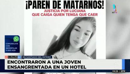 Encontraron ensangrentada a una adolescente en un albergue transitorio y murió