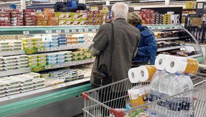 La canasta básica aumentó 2,8% en mayo