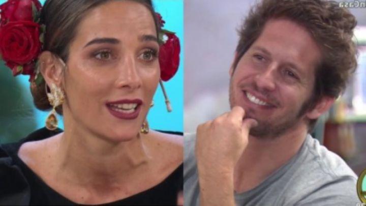 El piropo de Agustín Goldenhorn a Juana Viale en las redes sociales