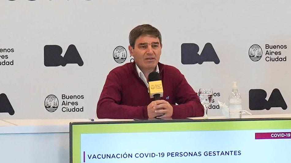 Conferencia de prensa Fernán Quiróz 20210618