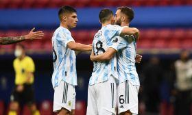 argentina beat uruguay copa