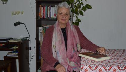 LUCÍA RIBA. La autora publicó parte de su tesis, en la que realiza una hermenéutica de un relato bíblico, bajo perspectiva feminista y para visibilizar la violencia contra la mujer.
