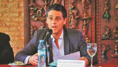 MARCELO COLOMBO. El procurador nacional de Trata y Explotación de Personas señaló que para diferenciar la explotación laboral del mero incumplimiento, se usan parámetros en base a reglas internacionales.