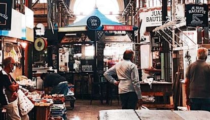 Mercado de San Telmo