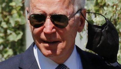 Encuentro en Ginebra: Joe Biden y Vladimir Putin.