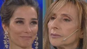 Juana Viale y Gladys Florimonte