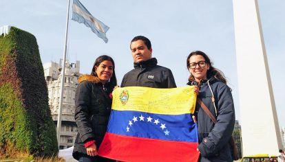 Venezolanos. Contabilizan 4.391 peticiones entre 2016 y 2020.
