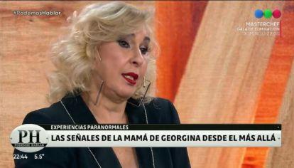 Georgina Barbarossa reveló quién es uno de los finalistas de MasterChef Celebrity 2