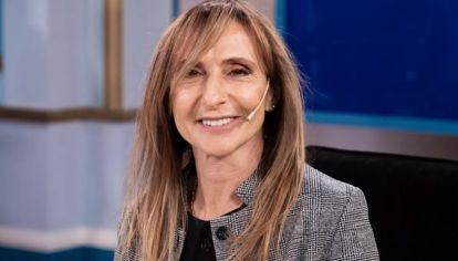 Gladys Florimonte fulminó a Cinthia Fernández en La noche de Mirtha