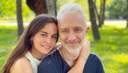 La historia de amor de Andy Kusnetzoff y Florencia Suárez