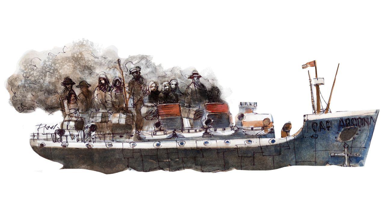 Los barcos de Alberto Fernández | Foto:Pablo Temes