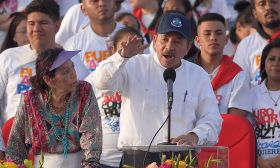 Nicaragua Daniel Ortega Rosario Murillo
