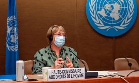 United Nations human rights Michelle Bachelet