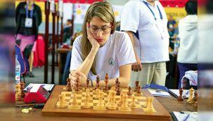 Carolina Luján, ajedrecista