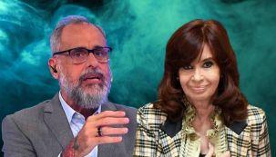 Jorge Rial y Cristina Fernández