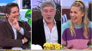 Guillermo Andino, Pachu Peña y Soledad Fandiño 216