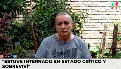Vivir para contarlo: la historia de Jorge Omar Díaz