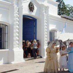Casa Histórica de la Independencia.