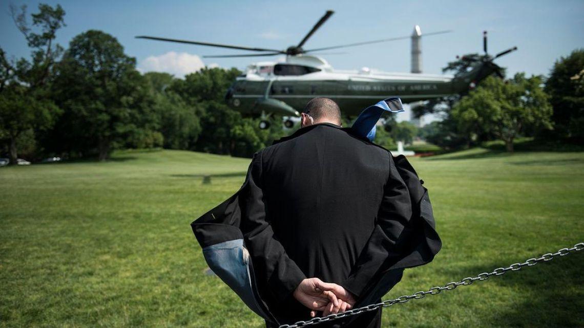 Casi 900 empleados del Servicio Secreto de EEUUU tuvieron Covid-19