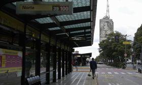 bus stops 9 de julio coronavirus