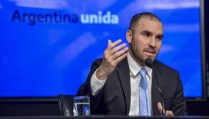 Ministro de Economía, Martín Guzmán