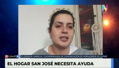 El Hogar San José busca donaciones para refaccionar su edificio