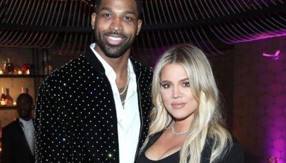 Khloé Kardashian y Tristan Thompson separados
