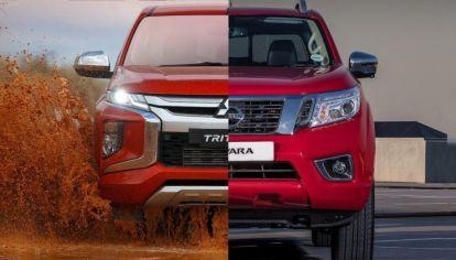 Nissan ya piensa en la próxima Frontier en sociedad con Mitsubishi L200