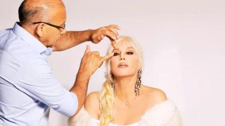 Así fue el homenaje de Susana Giménez a Juan Carlos López, su histórico maquillador