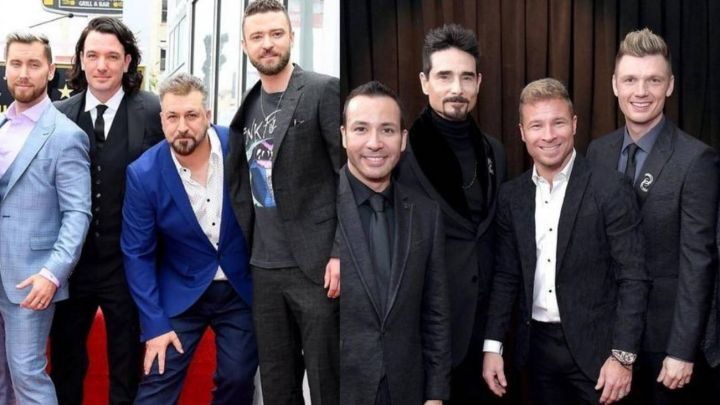 El memorable concierto de los Backstreet Boys y N'Sync por la comunidad LGBT+
