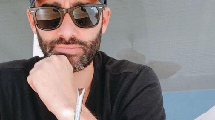 El Pollo Álvarez impactó con un rotundo cambio de look
