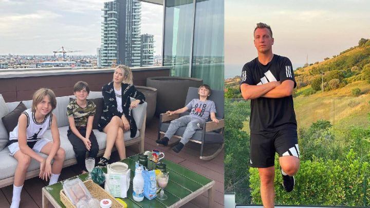 Maxi López contra Wanda Nara: revelan qué dijeron sus hijos tras el polémico posteo