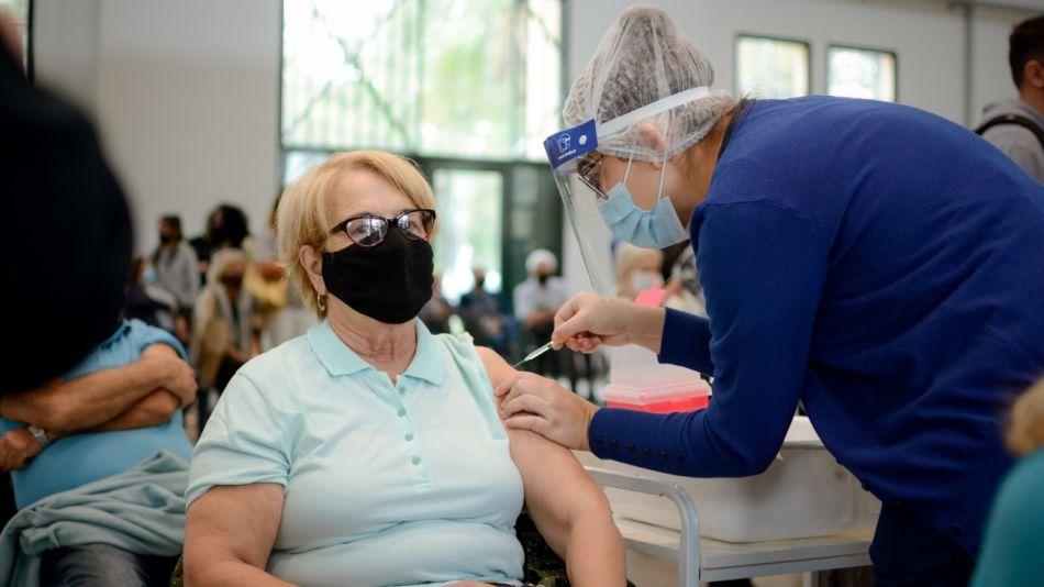 vacunación Santa Fe