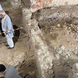 El hallazgo tuvo lugar en el sótano de un viejo cine de Verona.