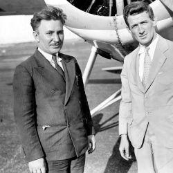 Era la segunda vez que Post y Gatty volaban juntos.