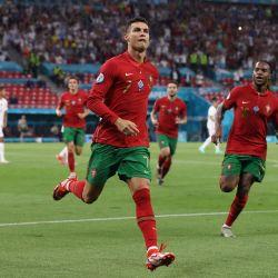 Cristiano Ronaldo récord