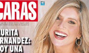 """Laurita Fernández: """"Soy una mujer que siempre va por más"""""""