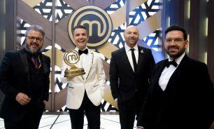 Jurado MasterChef Celebrity y Santiago del Moro