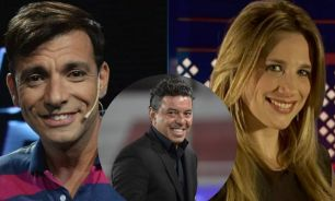 Martín Bossi, Alina Moine y Marcelo Gallardo 2306