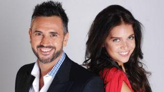Leo Montero y Zaira Nara