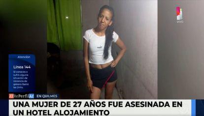 Femicidio de Mayra en Quilmes